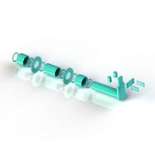 Geographe Solid Pin Kit CAT 992C Standard Bottom Kit